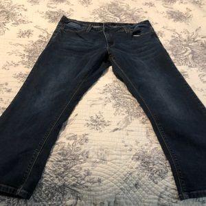 Max jeans crop